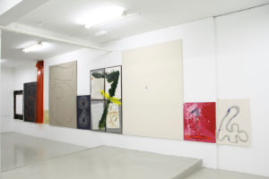Gino saccone New Number Exhibition: Space Is A Word Part I: New Work, 2010 (Solo) P/////AKT, Amsterdam