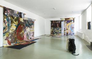 Gino Saccone Exhibition: Neolithic Grafitti, 2016 (solo), QB, Nosplace Oslo