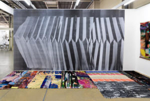 Gino Saccone Art Rotterdam 2017 Press Quotes Hans den Hartog Jager (schrijver, kunstcriticus). 10.02. 2017: Clash of Ages: great new tapestry (!) by Gino Saccone at the booth of Mieke van Schaijk at Art Rotterdam Artribune 11.02. 2017: Santa Nastro www.artribune.com/professioni-e-professionisti/ fiere/2017/02/fiera-olanda-art-rotterdam/ Concertina, Rotterdam art fair (solo) 2017