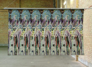 Gino Saccone Interlaced T1 (lacuna) Exhibition: EAR FOUND – please contact reception, 2012 (solo) Ana Cristea NYC