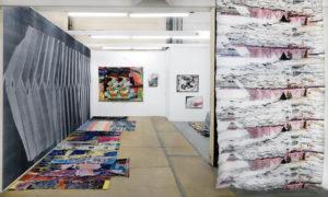 Gino Saccone Art Rotterdam 2017 Concertina, Rotterdam art fair (solo) 2017