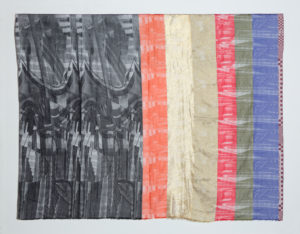 Gino Saccone Untitled, 201 x 156 cm, 2017 Organic cotton jacquard tapestry