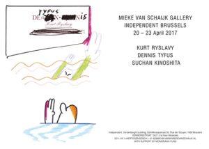 invite Dennis Tyfus/Kurt Ryslavy/Suchan Kinoshita